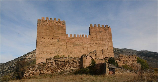 Castillo de Yanguas