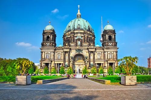 Catedral de Berlín en Alemania