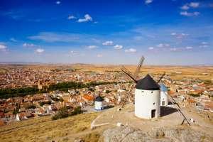Consuegra, uno de los pueblos de Toledo más bonitos
