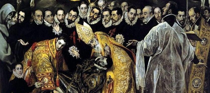El entierro del conde de Orgaz, del Greco.