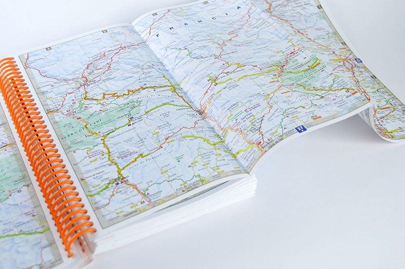 Guía Repsol, compañera indispensable en tus viajes