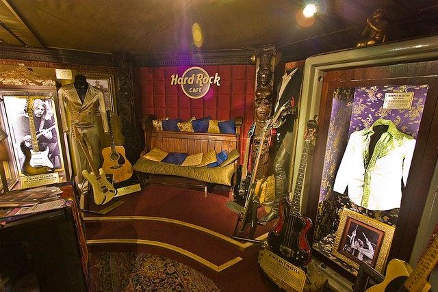 Hard Rock Café, uno de los rincones deLondres que hay que visitar