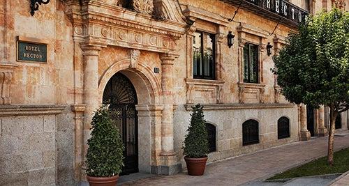 Hotel Rector uno de los hoteles románticos de España