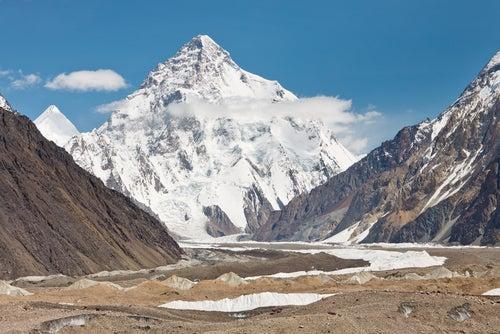 K2, una de las montañas más bonitas del mundo