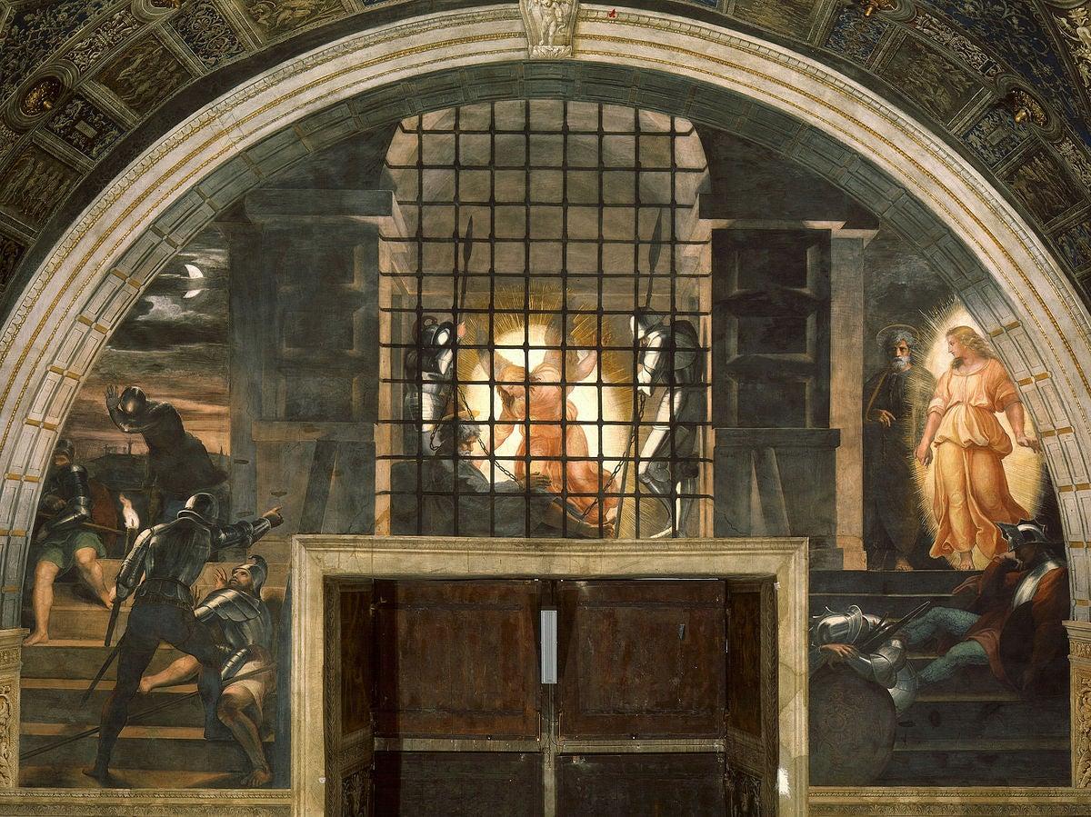 Liberación de San Pedro de Rafael