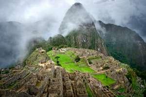 Macchu Picchu en Perú