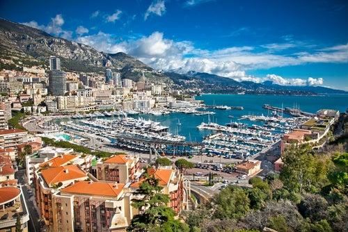 Mónaco, uno de los países más pequeños del mundo