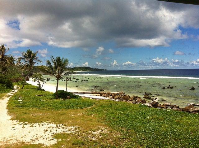 Nauru, uno de los países más pequeños del mundo