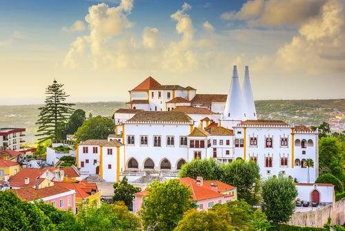 Sintra, uno de los pueblos más bonitos cerca de Lisboa