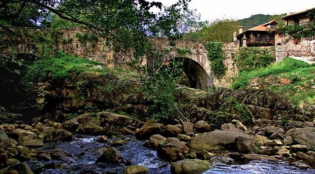Puente de Bárcena Mayor