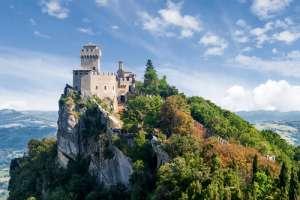 San Marino, uno de losp aíses más pequeños del mundo