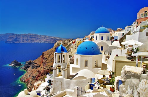 Santorini, destino para la próxima aventura
