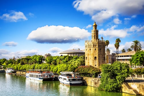 Sevilla en Andalucía