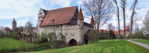Castillo de Dinkelsbühl