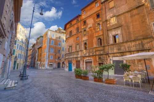 Barrio Judío, uno de los rincones secretos de Roma
