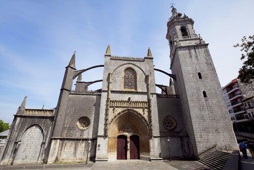 Iglesia de Lekeitio