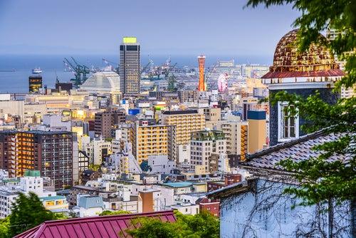 Kobe, una de las ciudades del mundo más limpias