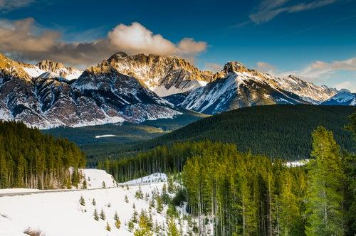 7 imponentes fotos de montañas rocosas