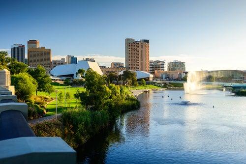 Adelaida, una de las ciudades del mundo más limpias