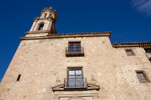 Iglesia de Rubielos de Mora