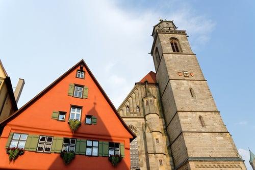 Iglesia de Dinkelsbühl
