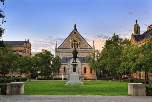 Adelaida, una de las ciudades de Australia