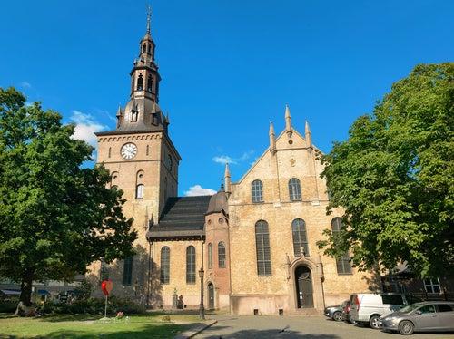 Catedral de Oslo o Christiania