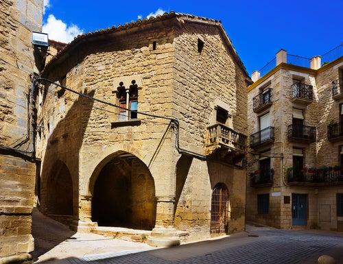Calaceite, uno de los pueblos mas antiguos de Teruel