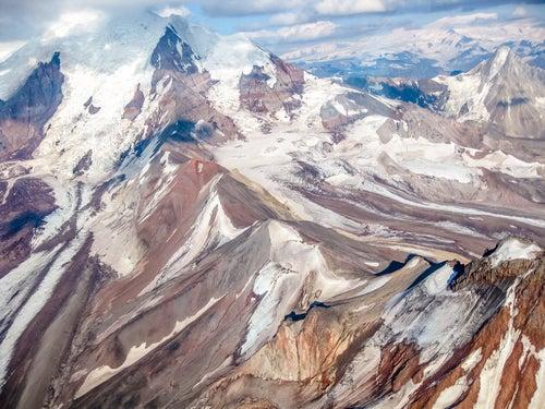 Reserva Wrangell en Alaska