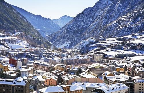 Encamp en el Principado de Andorra