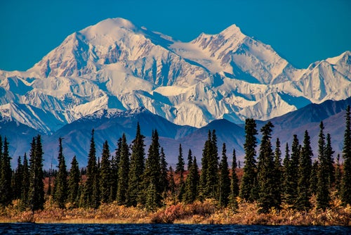 Fotos de Alaska, Monte Denali
