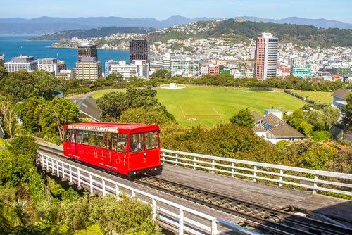 Wellington, uno de los lugares que ver en Nueva Zelnda