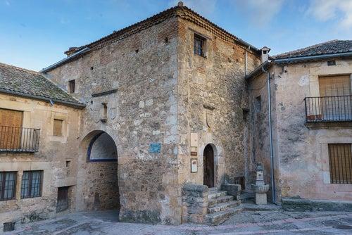 Cárcel medieval de Pedraza