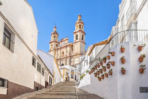 Iglesia de Nuestra Señora de la Encarnación de Olvera