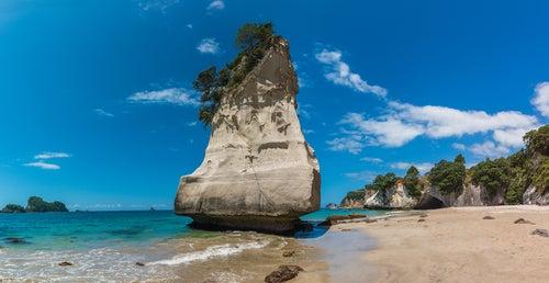 Te Whanganui A Hei, uno de loslugares que ver en Nueva Zelanda