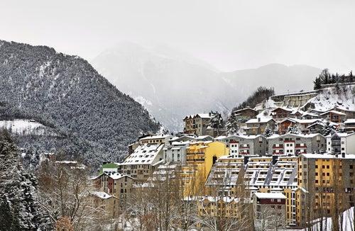 La Massana en el Principado de Andorra