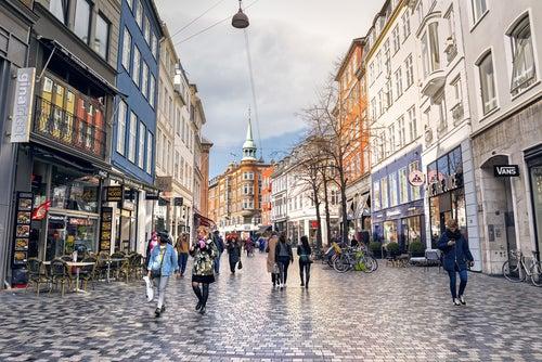 Storget, una de las cosas qeu hayque ver en Conpenhague