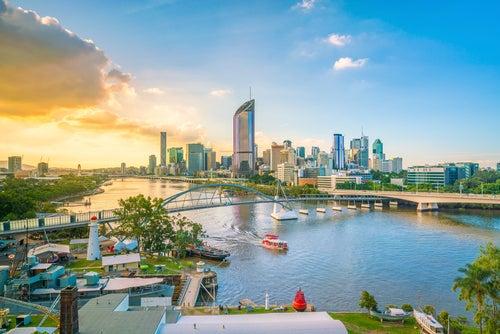 Brisbane, una de las ciudades de Australia
