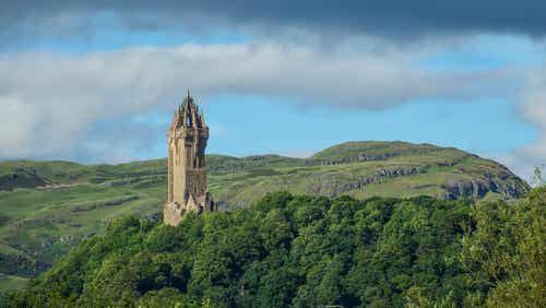 ¿Recuerdas Braveheart? Descubre el monumento a William Wallace