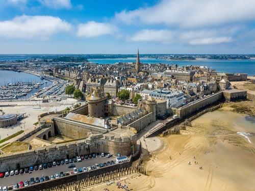 Saint-Malo, una bella ciudad corsaria en Francia