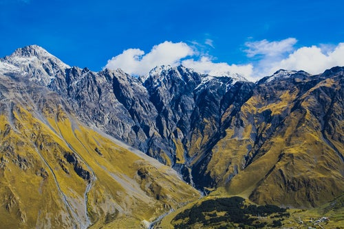 Montñas Rocosas del Cáucaso