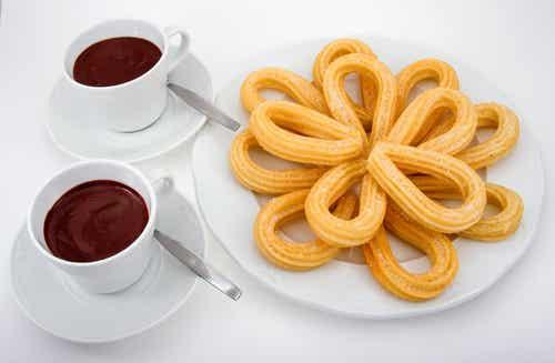 El desayuno típico español, comienza el día con fuerza