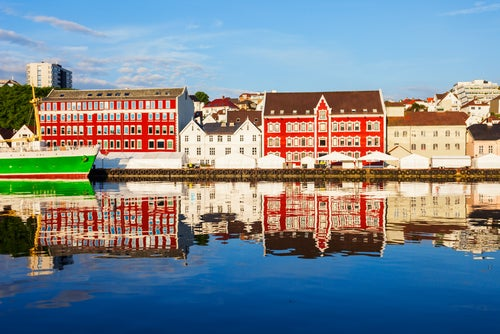 Stavanger, pueblo para vivir próxima aventura