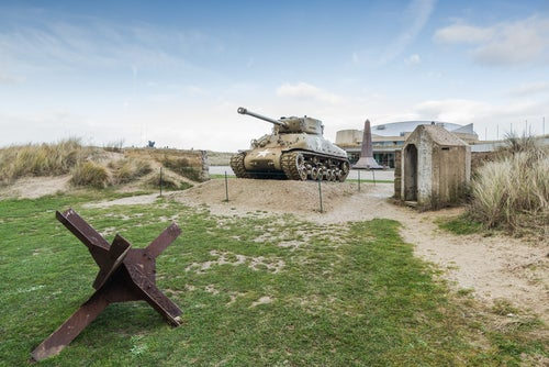 5 lugares de la Segunda Guerra Mundial