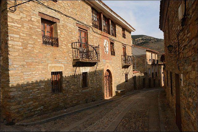 Yanguas, un pueblo medieval en la provincia de Soria