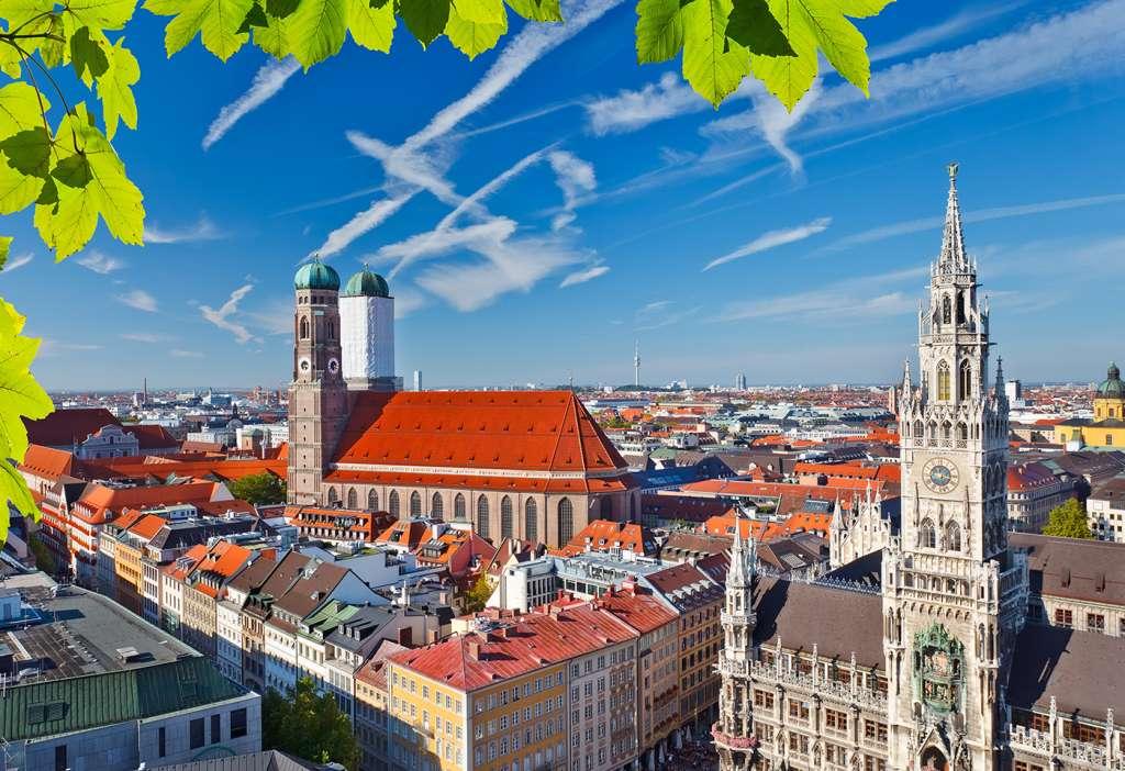 Así es el tiempo en Múnich, prepárate para tu aventura