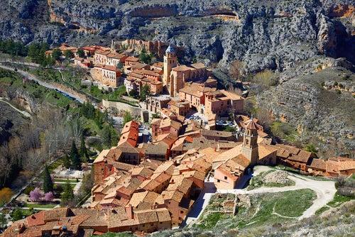 Albarracín, uno de los pueblos de Aragón más bellos