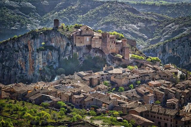 Alquézar, uno de los pueblos de Aragón más bonitos