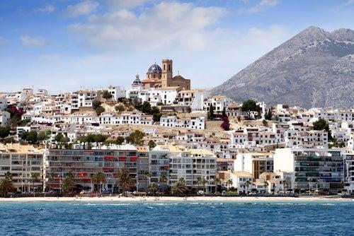 Altea en la Comunidad Valenciana