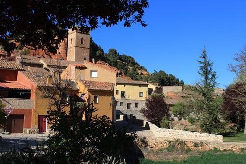 Anento, uno de los pueblos más bonitos de Zaragoza